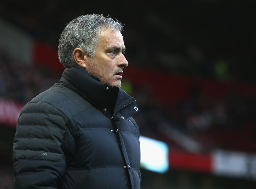 Mourinho extended his unbeaten Premier League run over Arsene Wenger to 14 games this afternoon