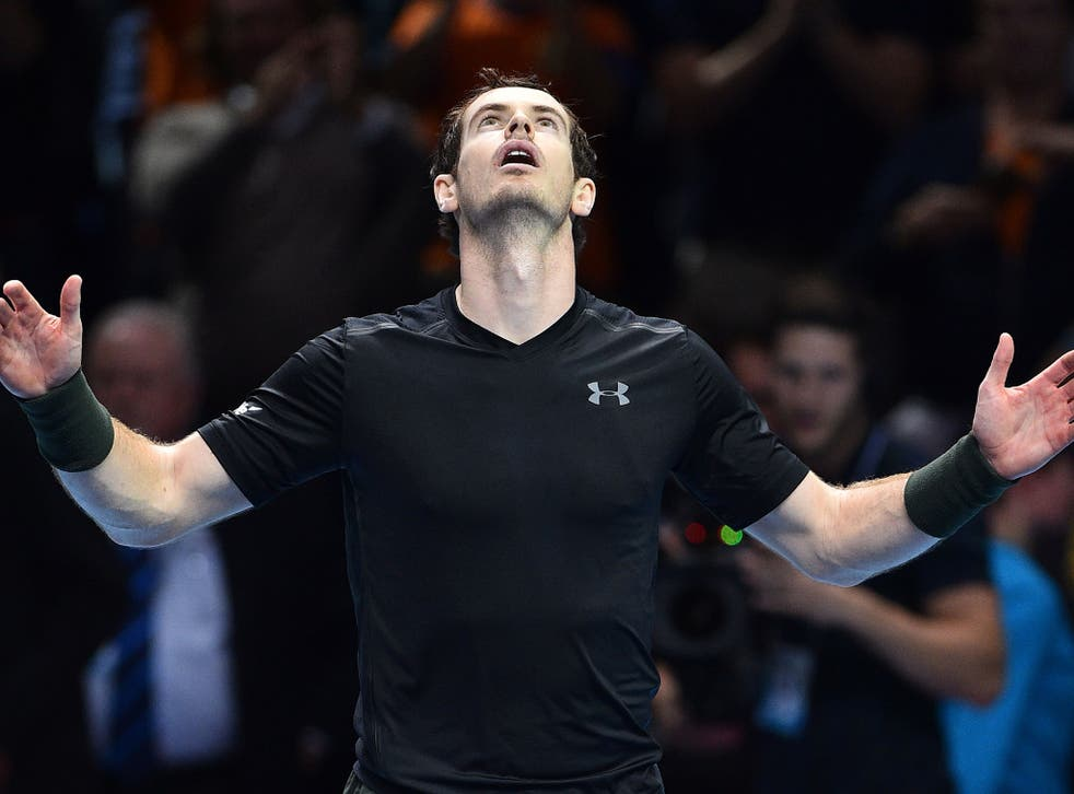 Murray spent three hours and 38 minutes on court
