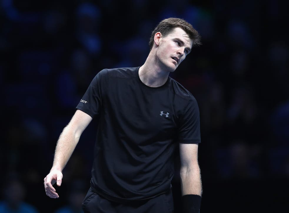 Jamie was unable to match his brother's achievement by reaching Sunday's doubles final