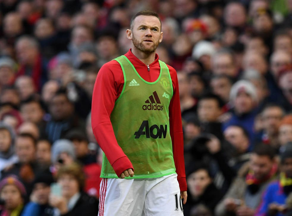 Wayne Rooney believes the way he has been treated by the media is 'disgraceful'