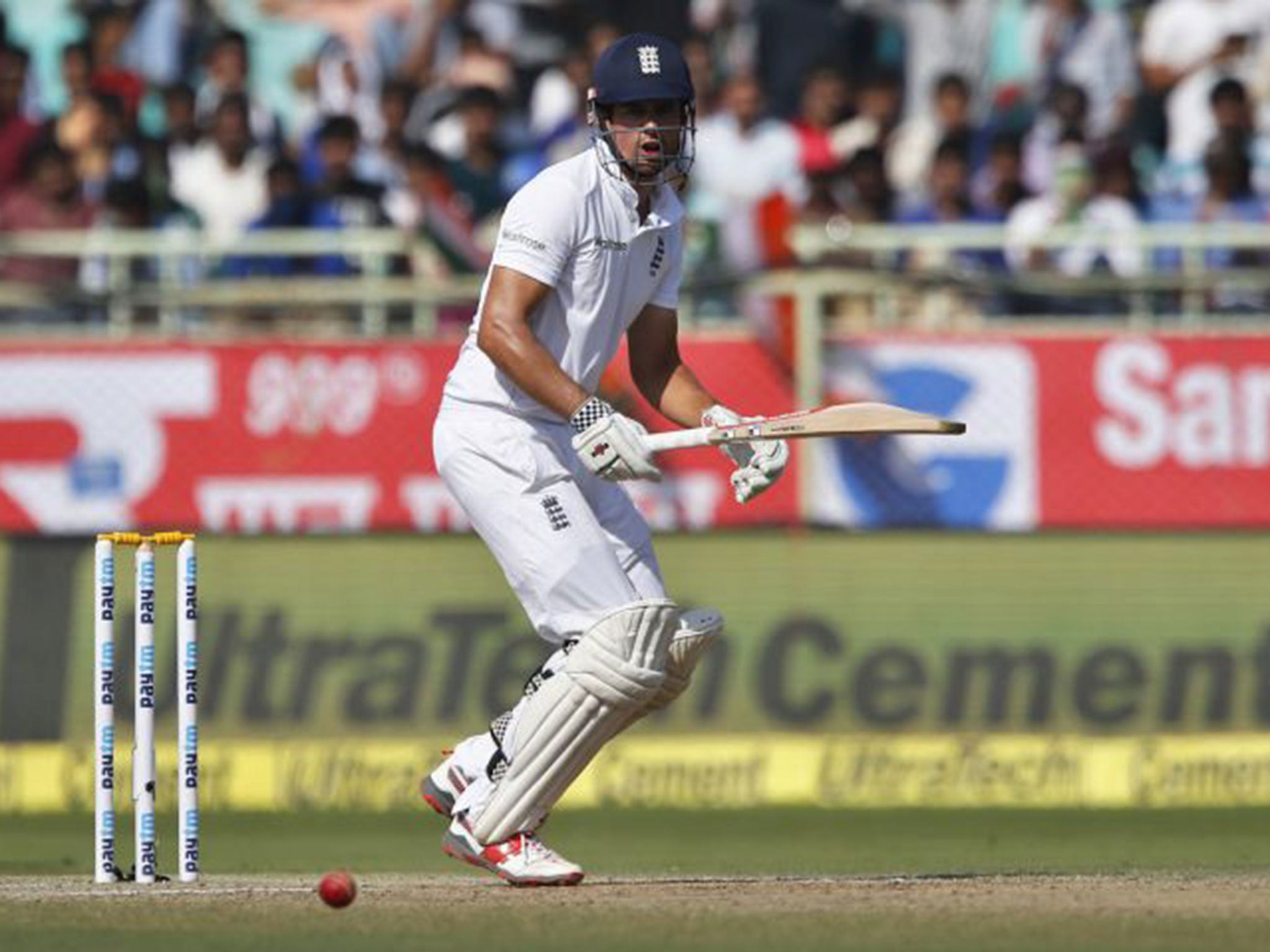 India vs england alastair cooks defiant stand falls with final india vs england alastair cooks defiant stand falls with final ball wicket but captain offers glimmer of hope the independent fandeluxe PDF