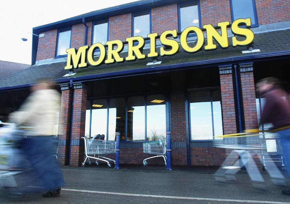 Morrisons named worst high street store by UK consumers