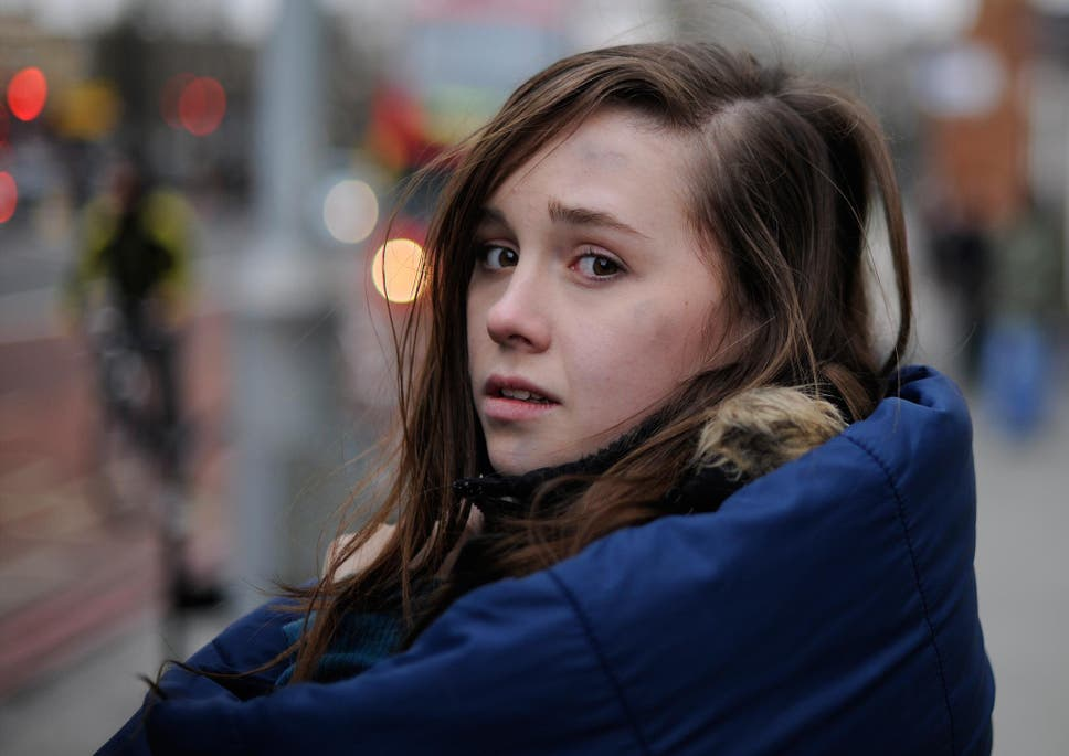 Homeless girl sex videos — photo 14
