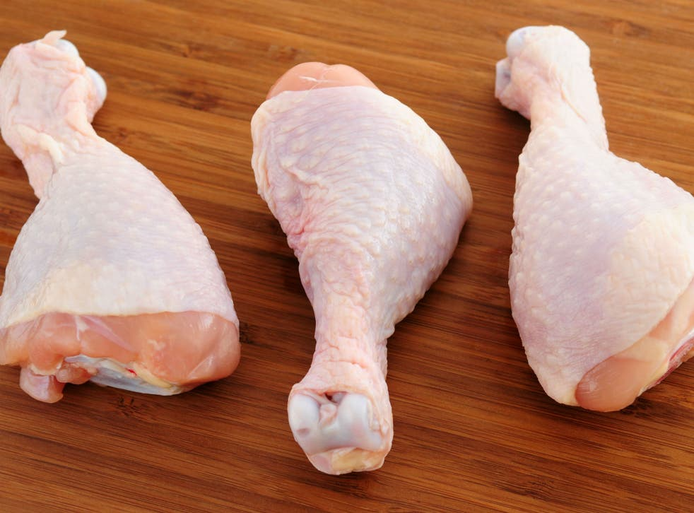 Two thirds of fresh chicken sold in UK supermarkets is infected with the E Coli superbug, a study has found