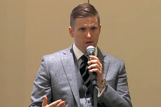 'Alt-right' founder urges Trump to freeze immigration for 50 years