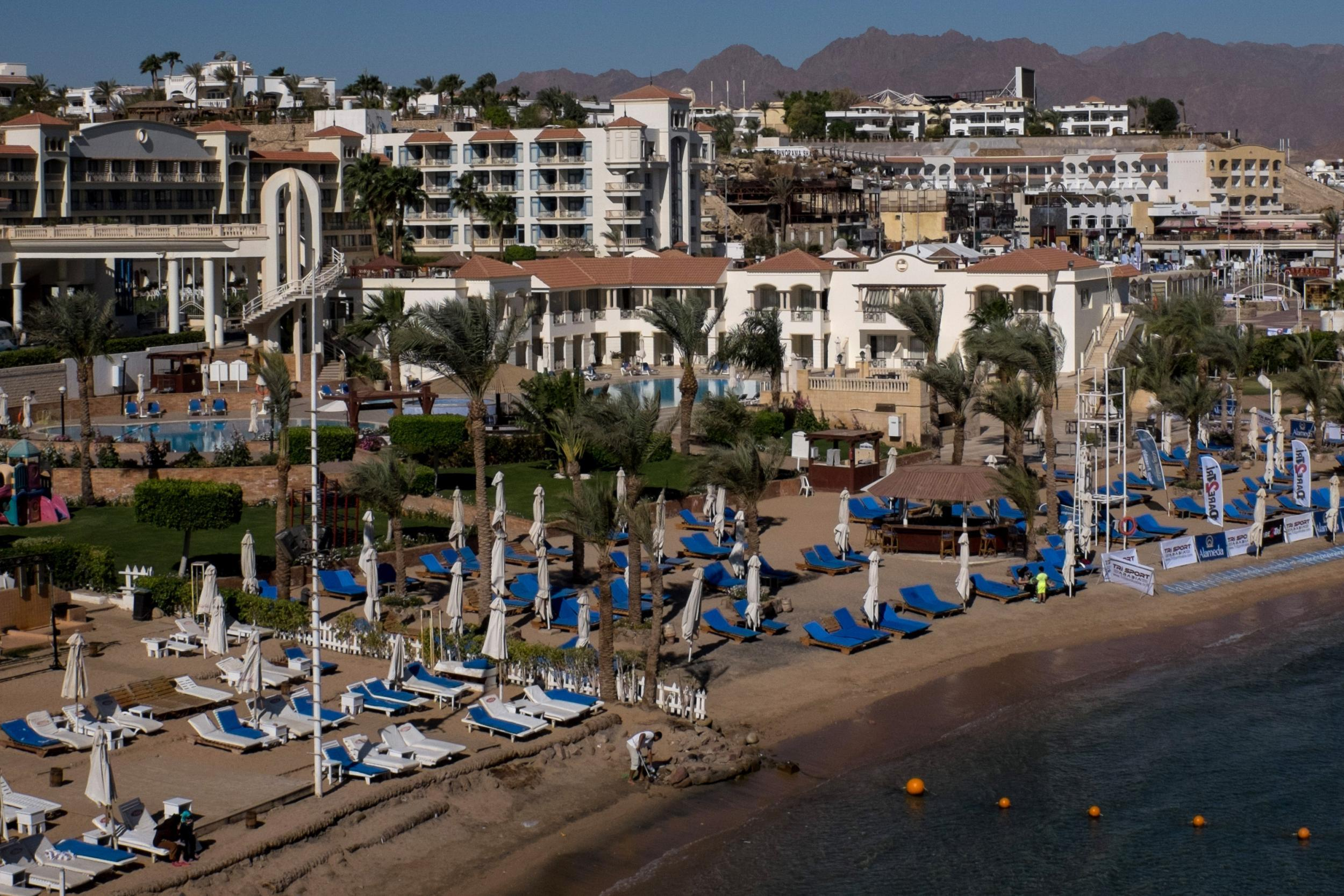 Gay dating i Sharm El Sheikh Richmond krok upp