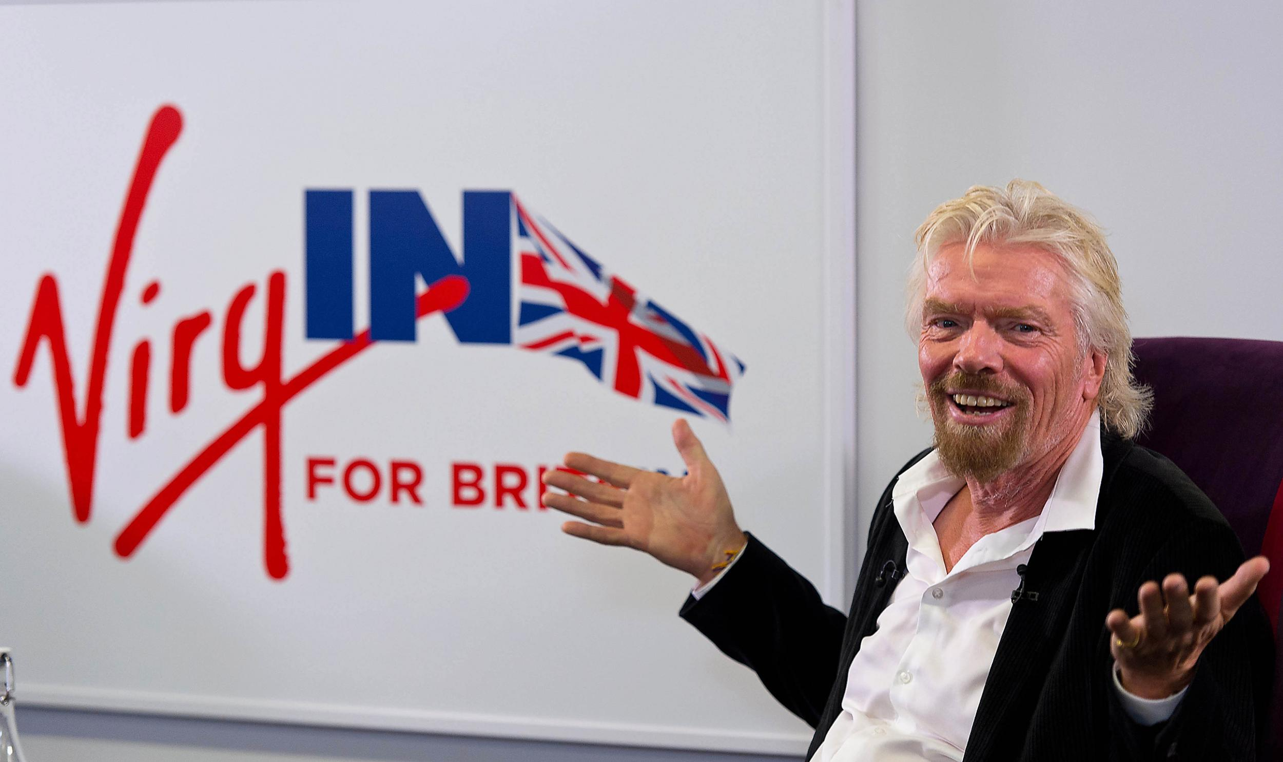 richard branson Ted talk subtitles and transcript: richard branson talks to ted's chris  anderson  and in order to protect the jobs of the people who worked for the  airline, and.