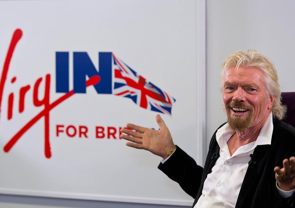 Richard Branson Like A Virgin Ebook