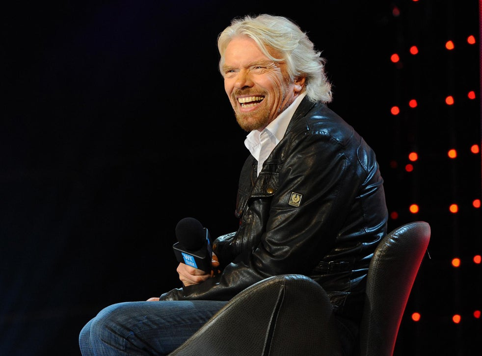Richard Branson Backs Universal Basic Income Joining Mark Zuckerberg And Elon Musk The Independent The Independent