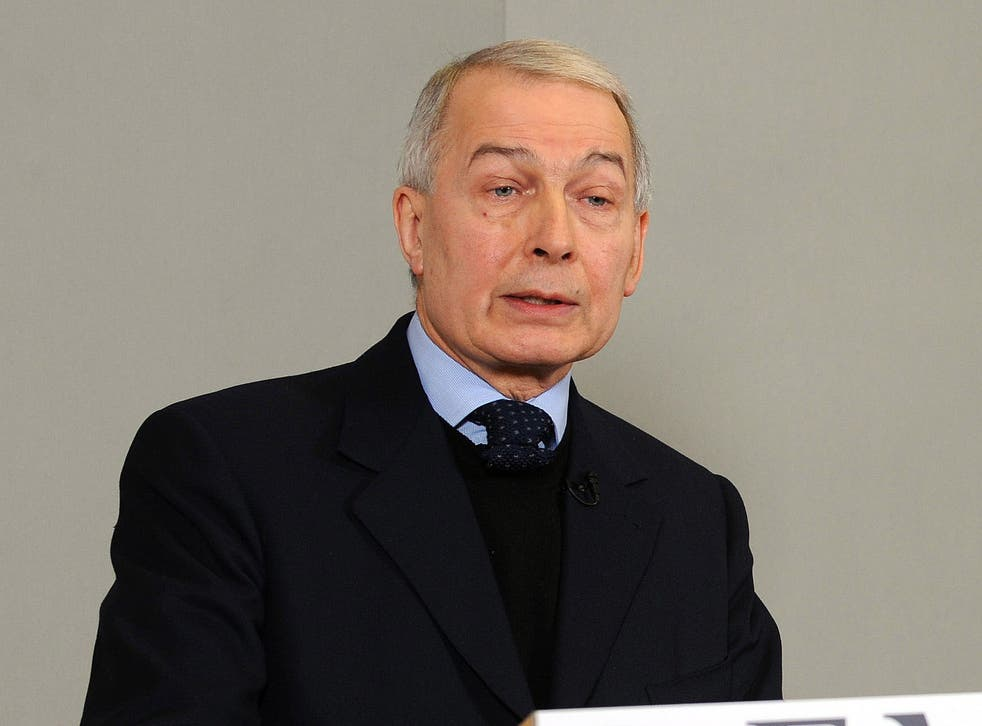 Select Committee chairman Frank Field said vulnerable people are 'wrongly having their income snatched away'