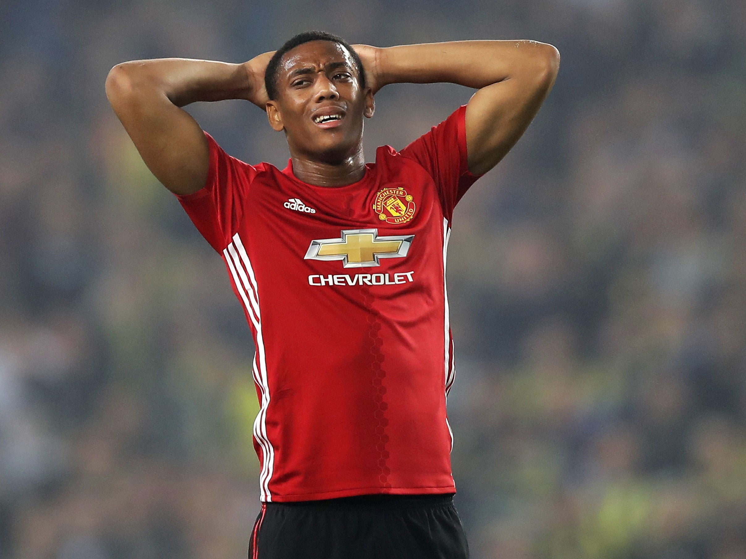 Manchester United news Jose Mourinho concerned with Anthony