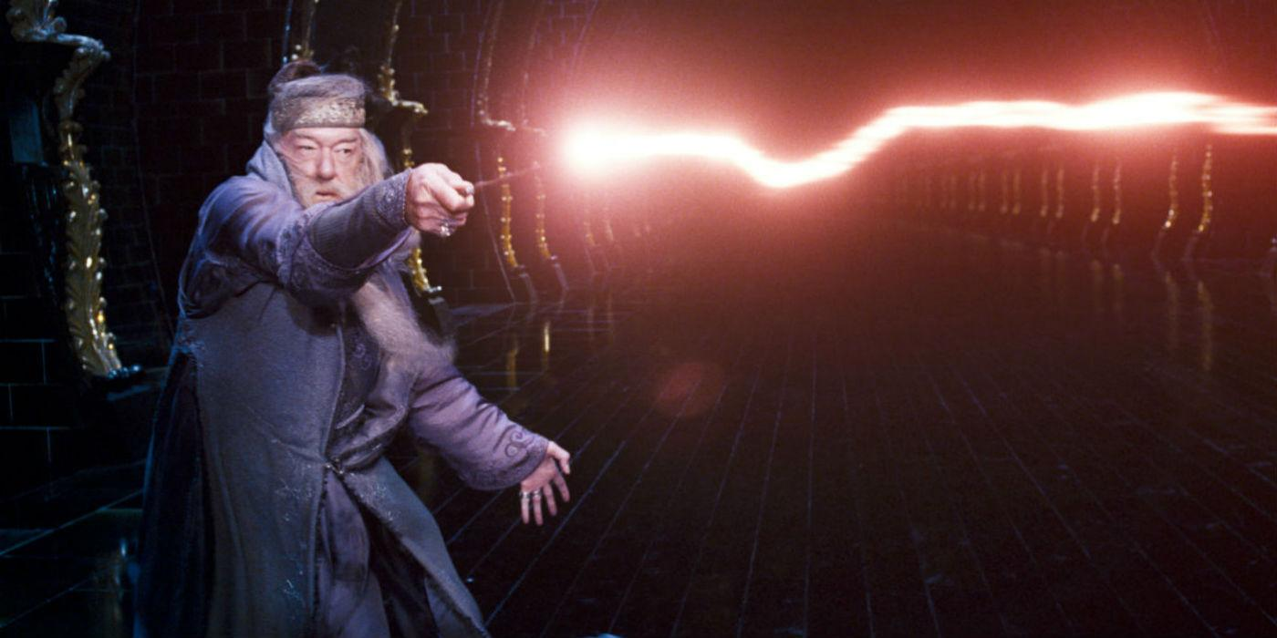 Fantastic beasts jk rowling hints dumbledore and for Harry potter grindelwald wand