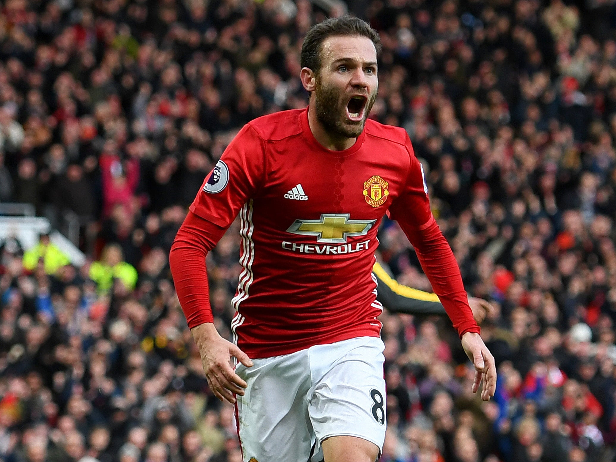 Manchester United news: Jamie Carragher labels Juan Mata as one of the league's most underrated players