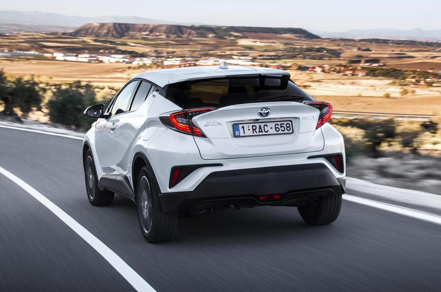 Toyota C Hr 1 8 Hybrid Latest News Breaking Stories And Comment