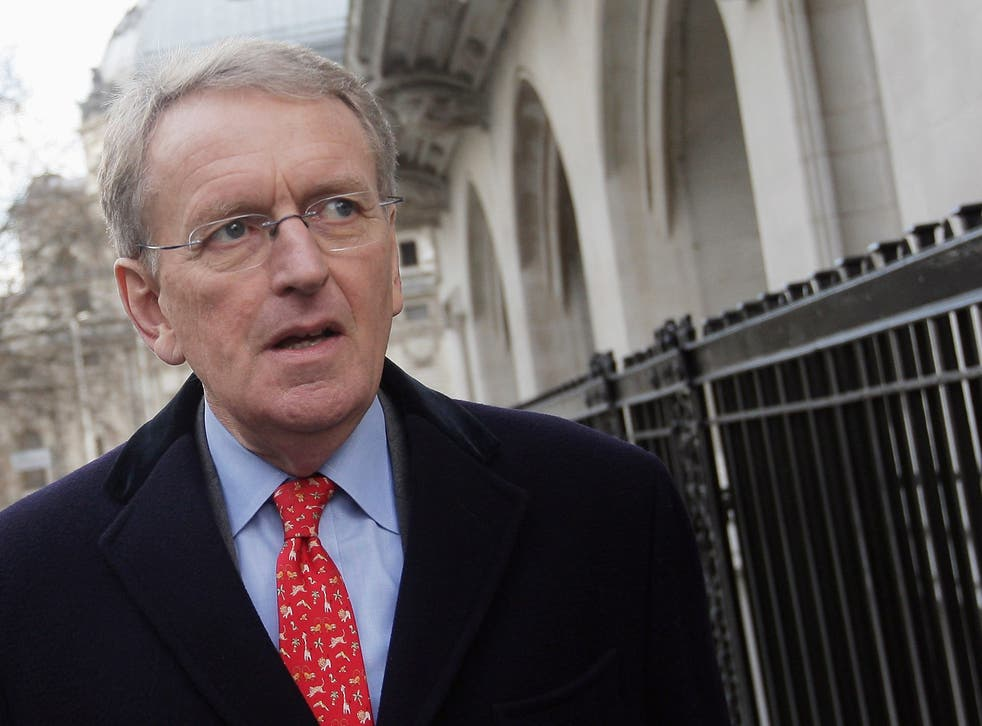 Sir Christopher served as British ambassador to the US between 1997 and 2003