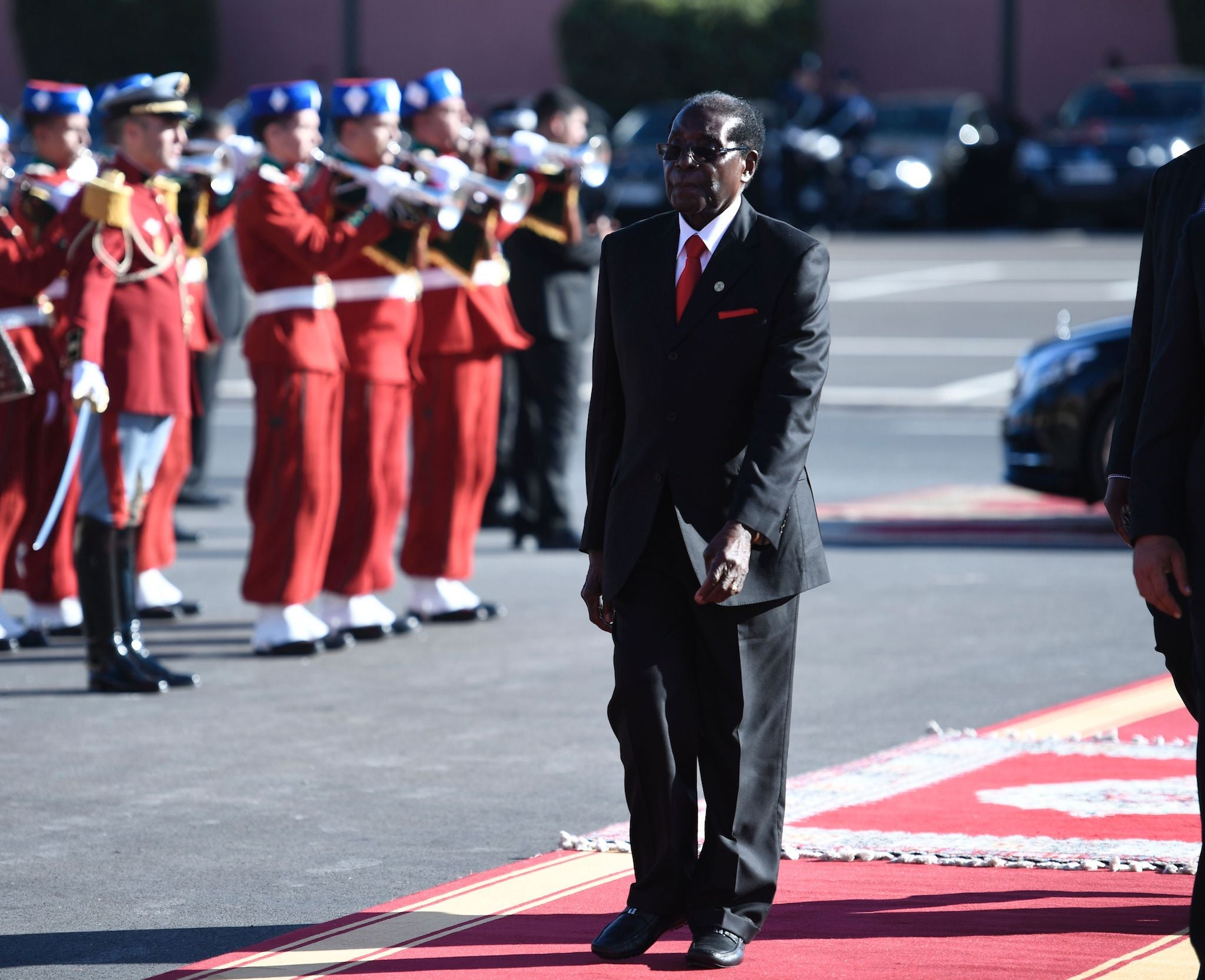 Robert Mugabe Admits It Is Time For Regime Change And Hints He Will Retire The Independent
