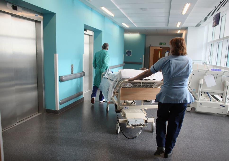 British Red Cross CEO defends NHS 'humanitarian crisis