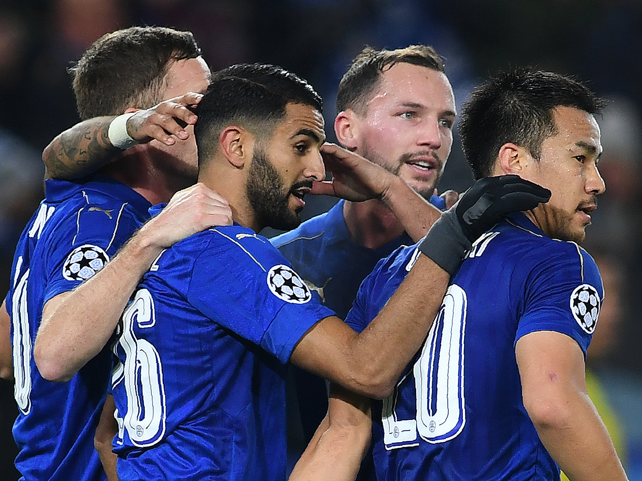 Leicester vs Club Brugge match report: Claudio Ranieri's Foxes progress to the last-16 as group winners