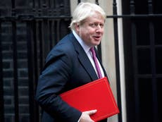 Boris Johnson braced for embarrassing trip to Saudi Arabia