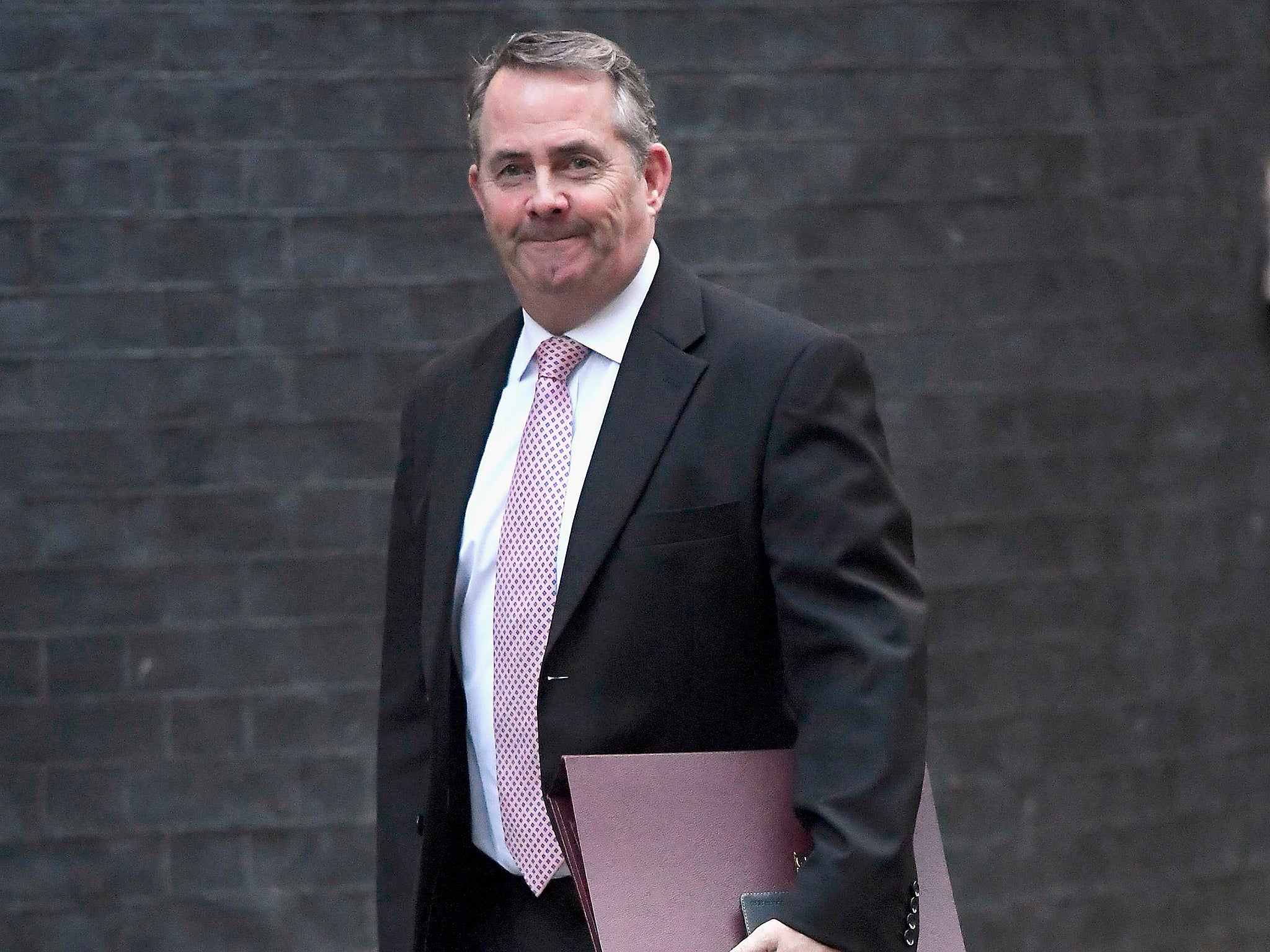 Liam Fox accused of driving Britain to 'economically disastrous' hard Brexit following WTO move