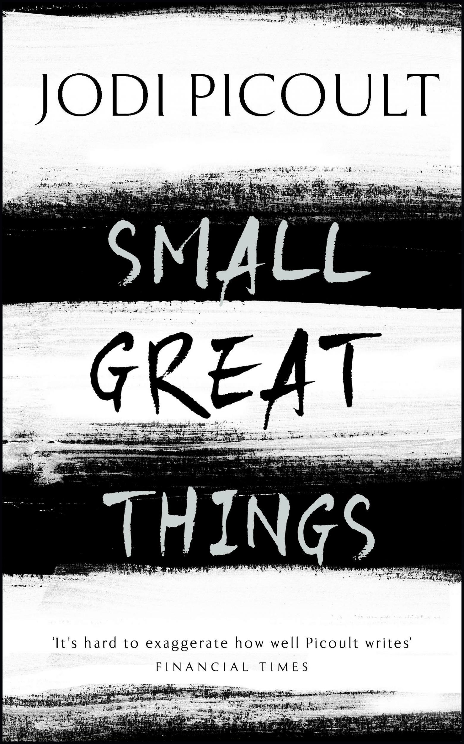 Small Great Things by Jodi Picoult, book review: The narrative rips along  at a great pace | The Independent