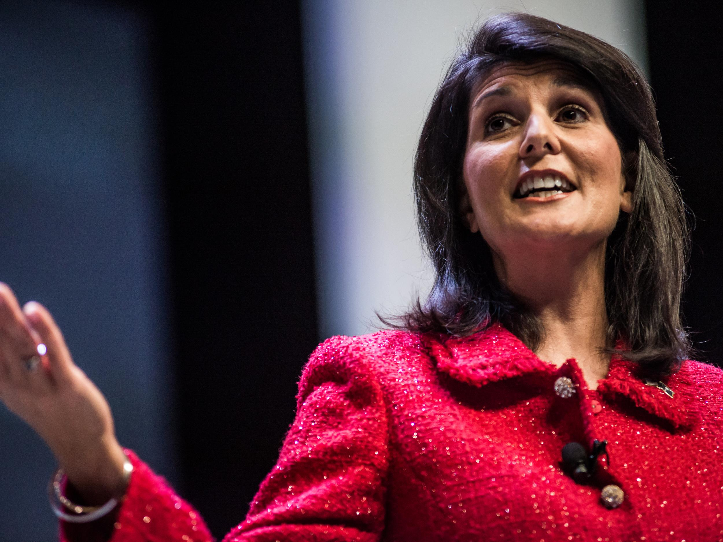 Donald Trump appoints first woman to cabinet as ambassador to the ...