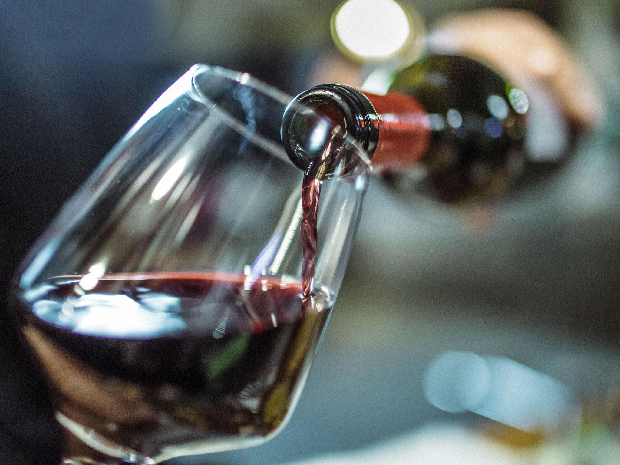 One or two glasses of wine per day could protect you from stroke, says study