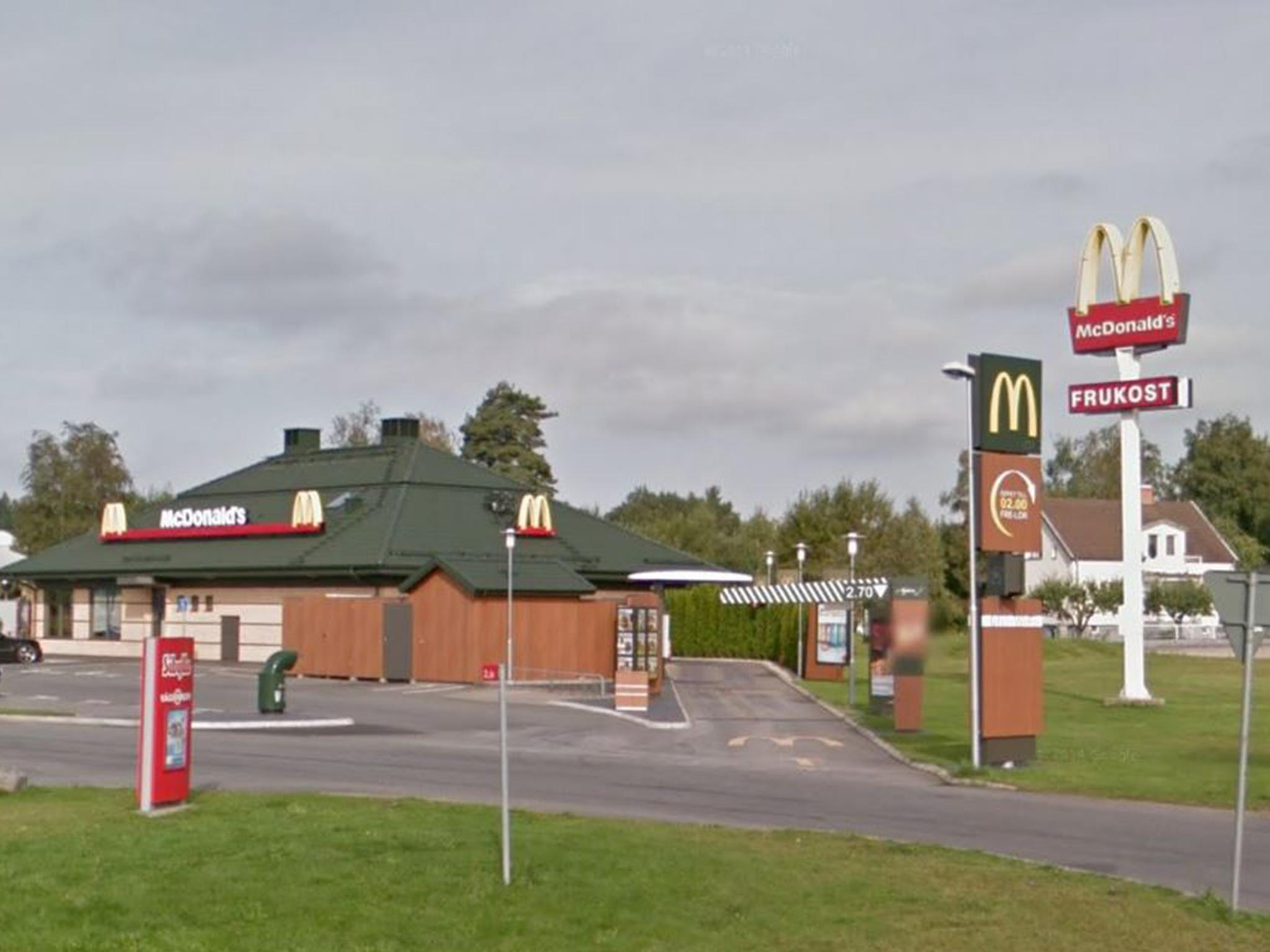 Swedish woman lives in McDonald's for three weeks while searching for  permanent home | The Independent | Independent