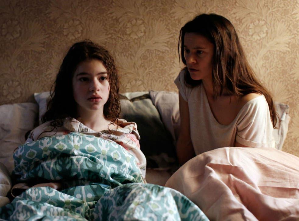 Esmeralda Struwe and Melinda Kinnaman in BBC4's new Scandi drama 'Modus'