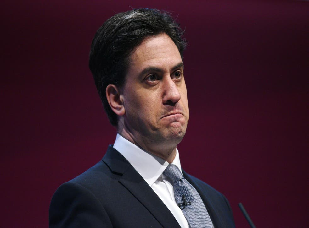 Ed Miliband lost the 2015 general election to David Cameron