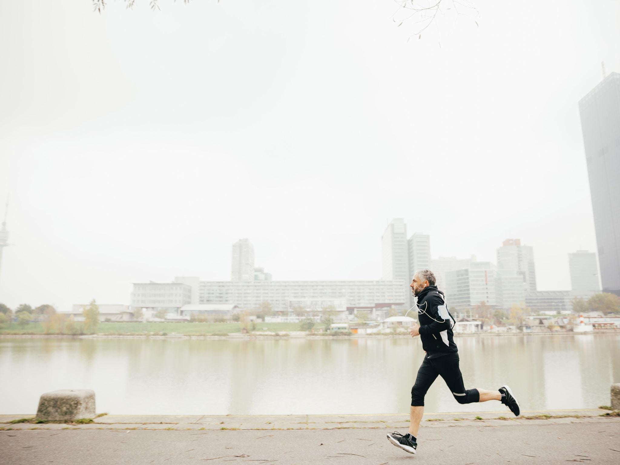 9 Best Men S Winter Running Jackets The Independent