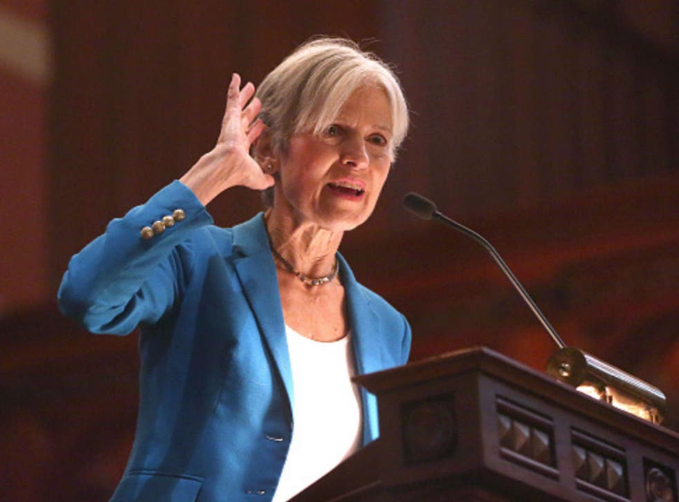 Ms Stein needs to raise $2 million before the fast-approaching deadline