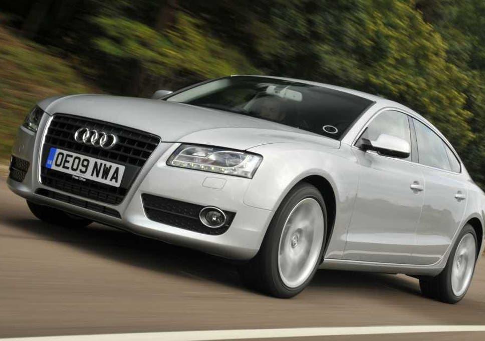 Used Car Test: Audi A5 Sportback v BMW 3 Series v Mercedes C