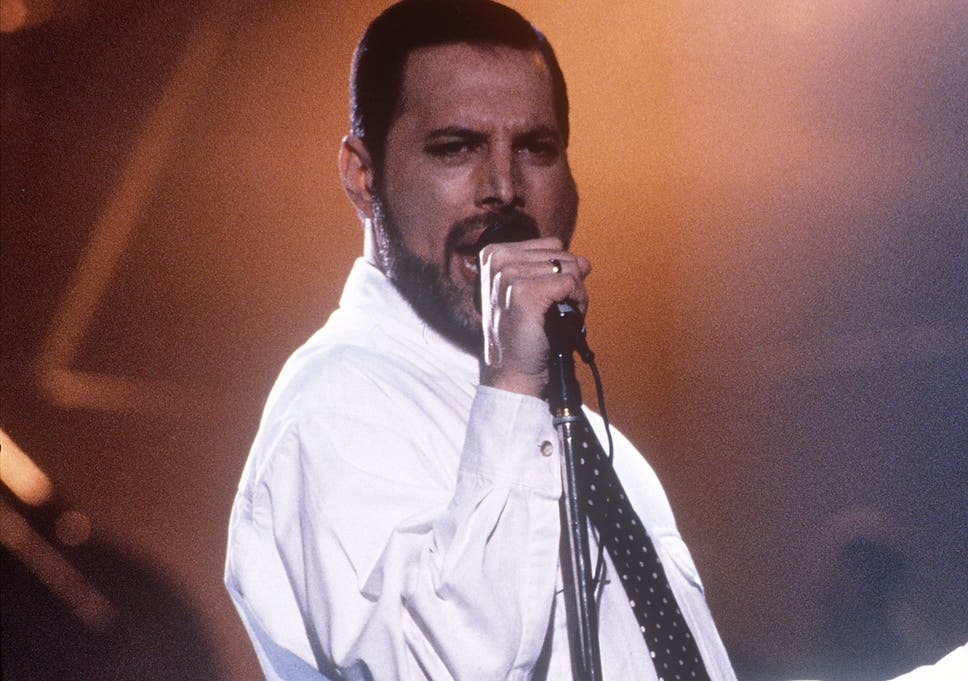 9cd6e0a43ba65 Freddie Mercury 25th anniversary  5 things you may not know about ...