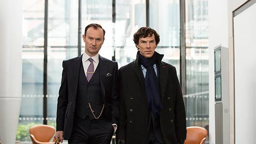 Sherlock season 4 episode 3 leaked: What time and when does