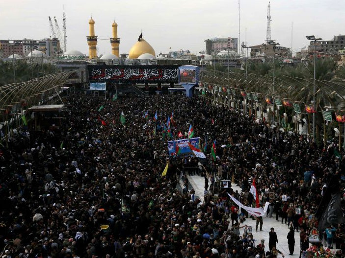 Thumbnail for You probably haven't heard about this Muslim pilgrimage in defiance of Isis