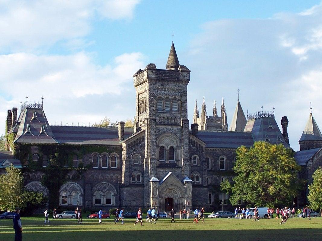 Universiteit van Toronto dating website