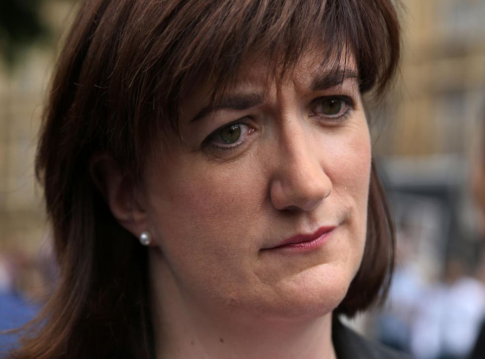 'The people who advocated voting to leave shouldn't be frightened of these questions and forecasts', said former education secretary Nicky Morgan