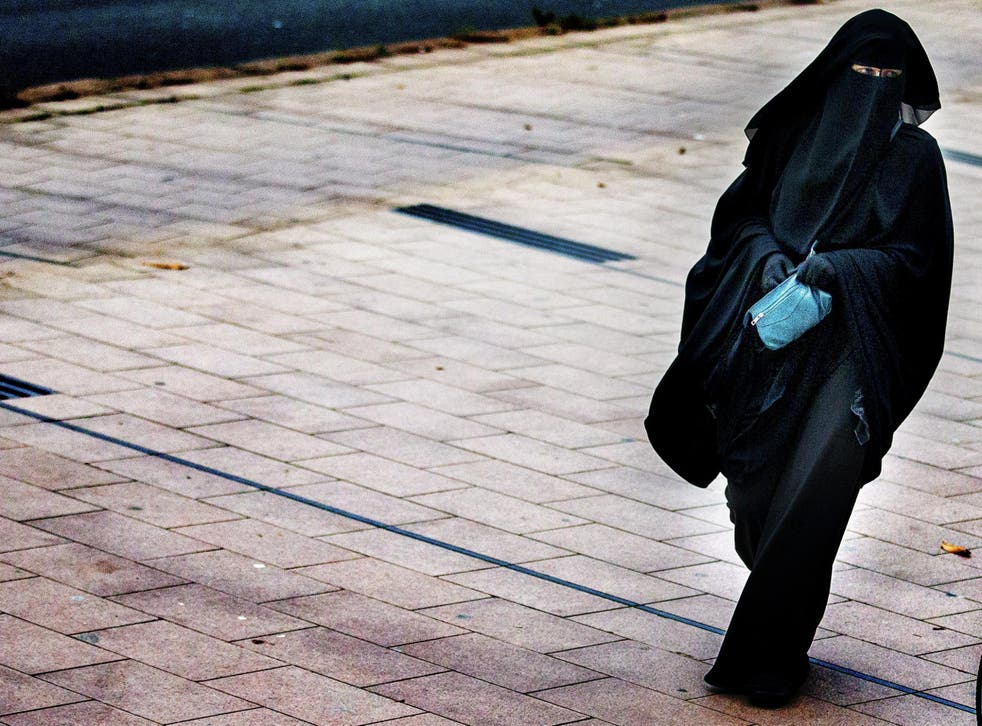 The prohibition will apply to the niqab and burqa, the full-face or face-and-body coverings worn by some Muslim women