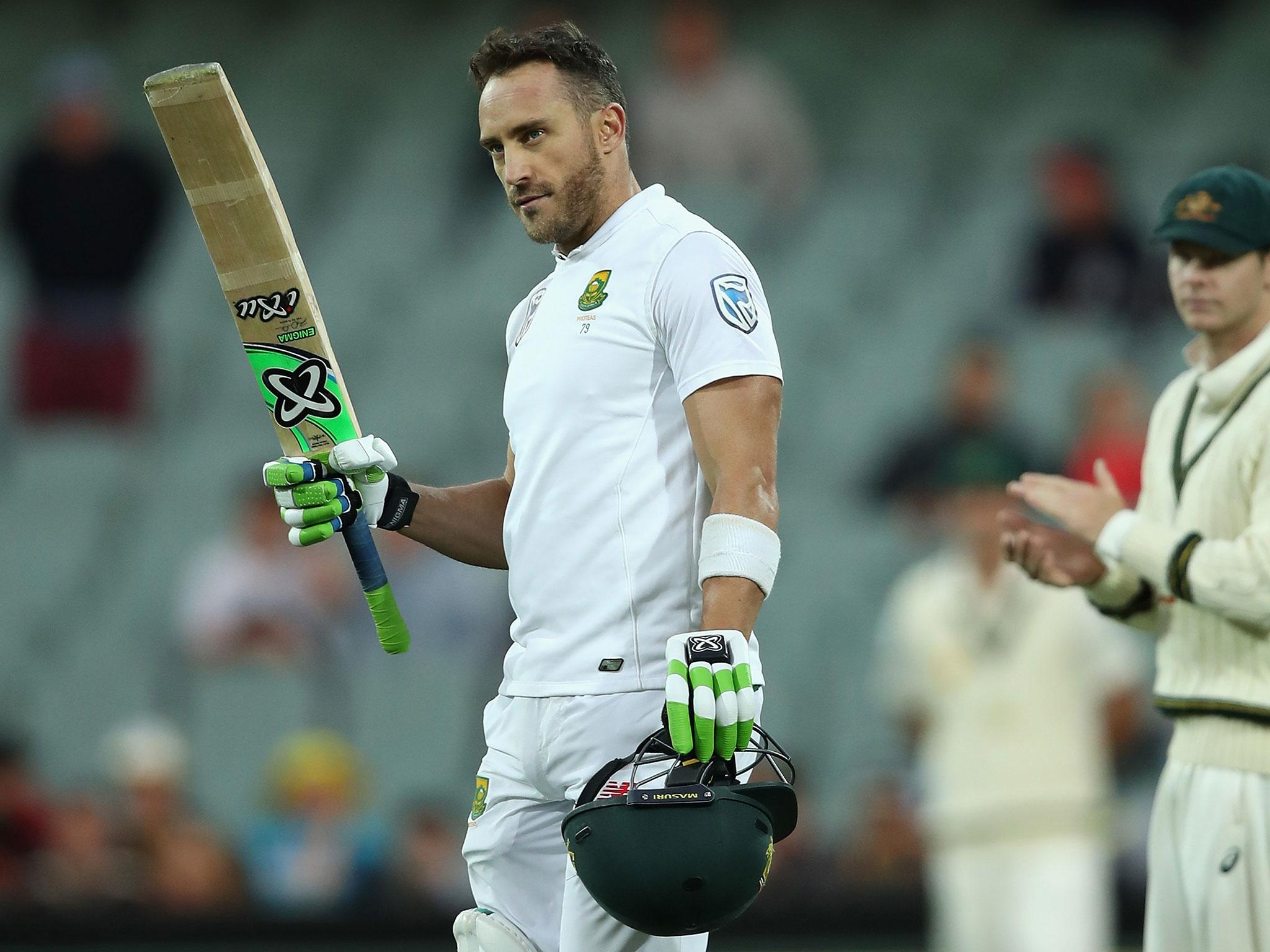 Faf du Plessis appeals against ball-tampering charge to ... Faf Du Plessis