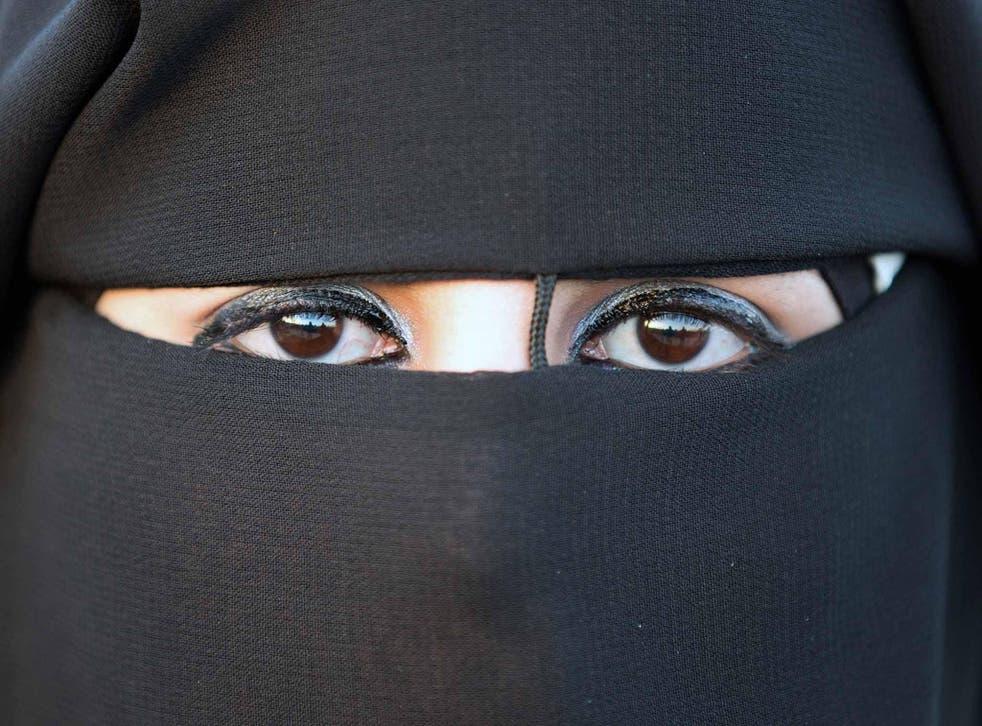 Belgium banned full-face Islamic veils in 2011