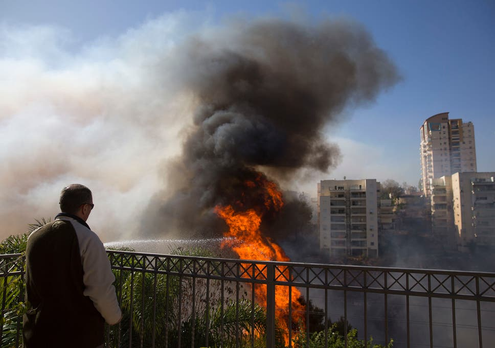 Israel is burning: inflammatory social media posts celebrate