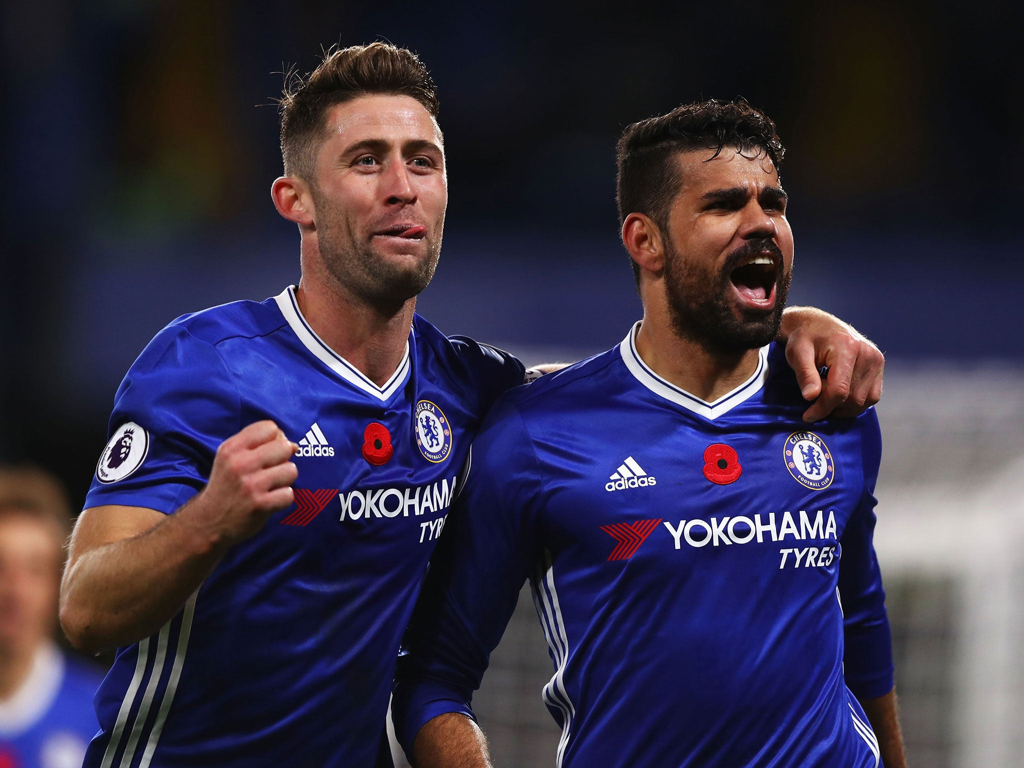 Chelsea news Diego Costa ready to fill Di r Drogba s shoes