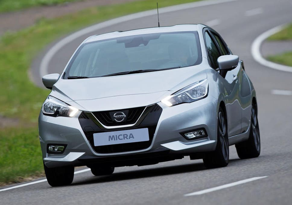 Nissan Micra Review >> Review Nissan Micra The Independent