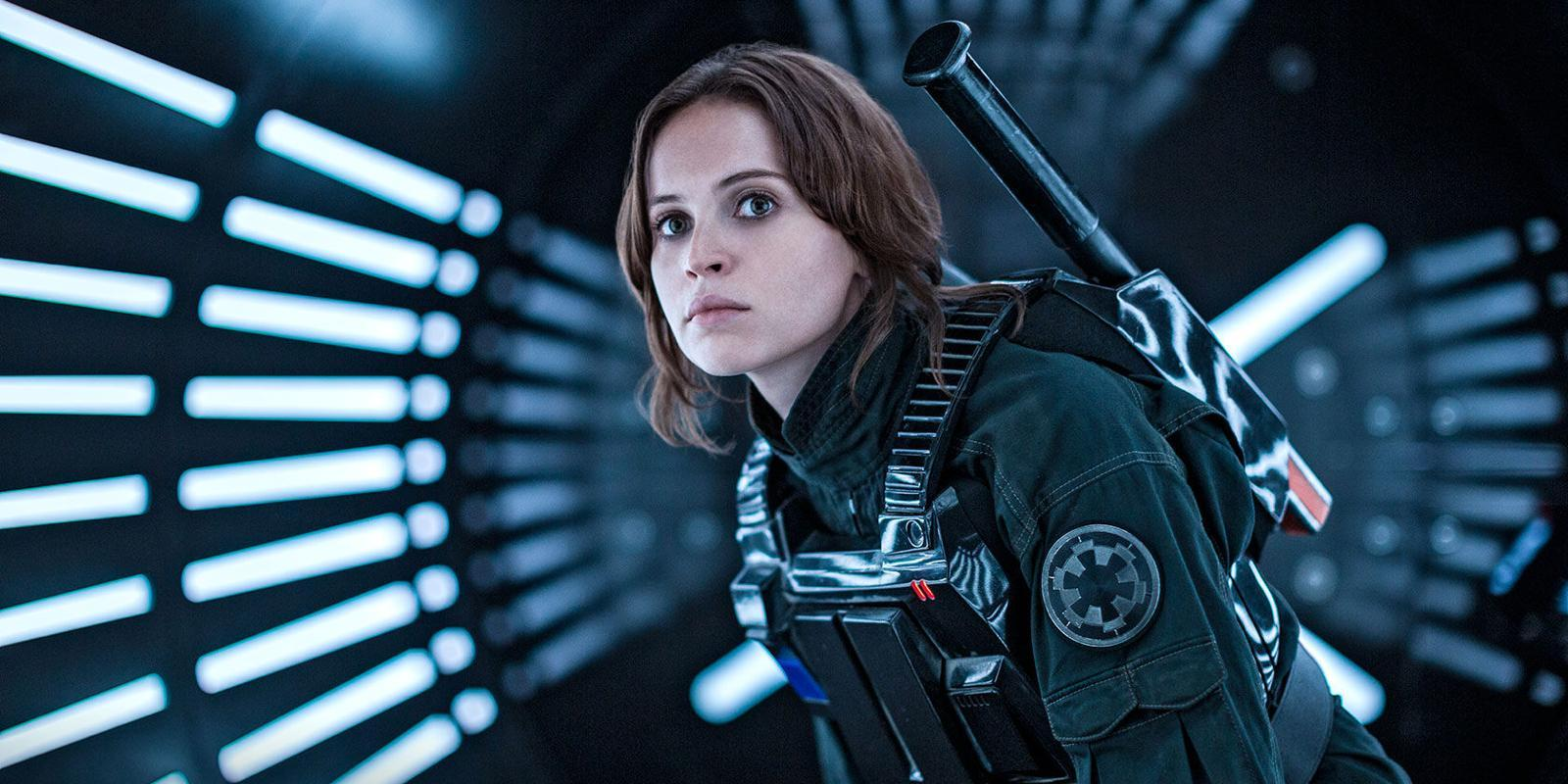 Rogue One: Why the Star Wars film is a watershed moment for gender pay equality in Hollywood