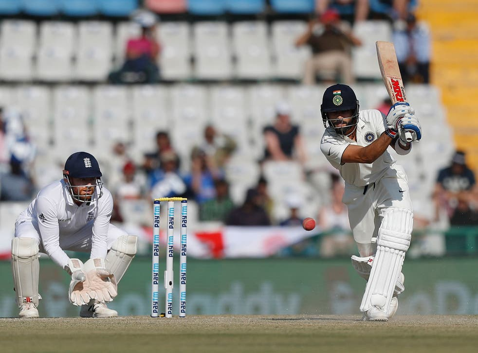 Fewer mild days would mean less chance of completing a five-day cricket test
