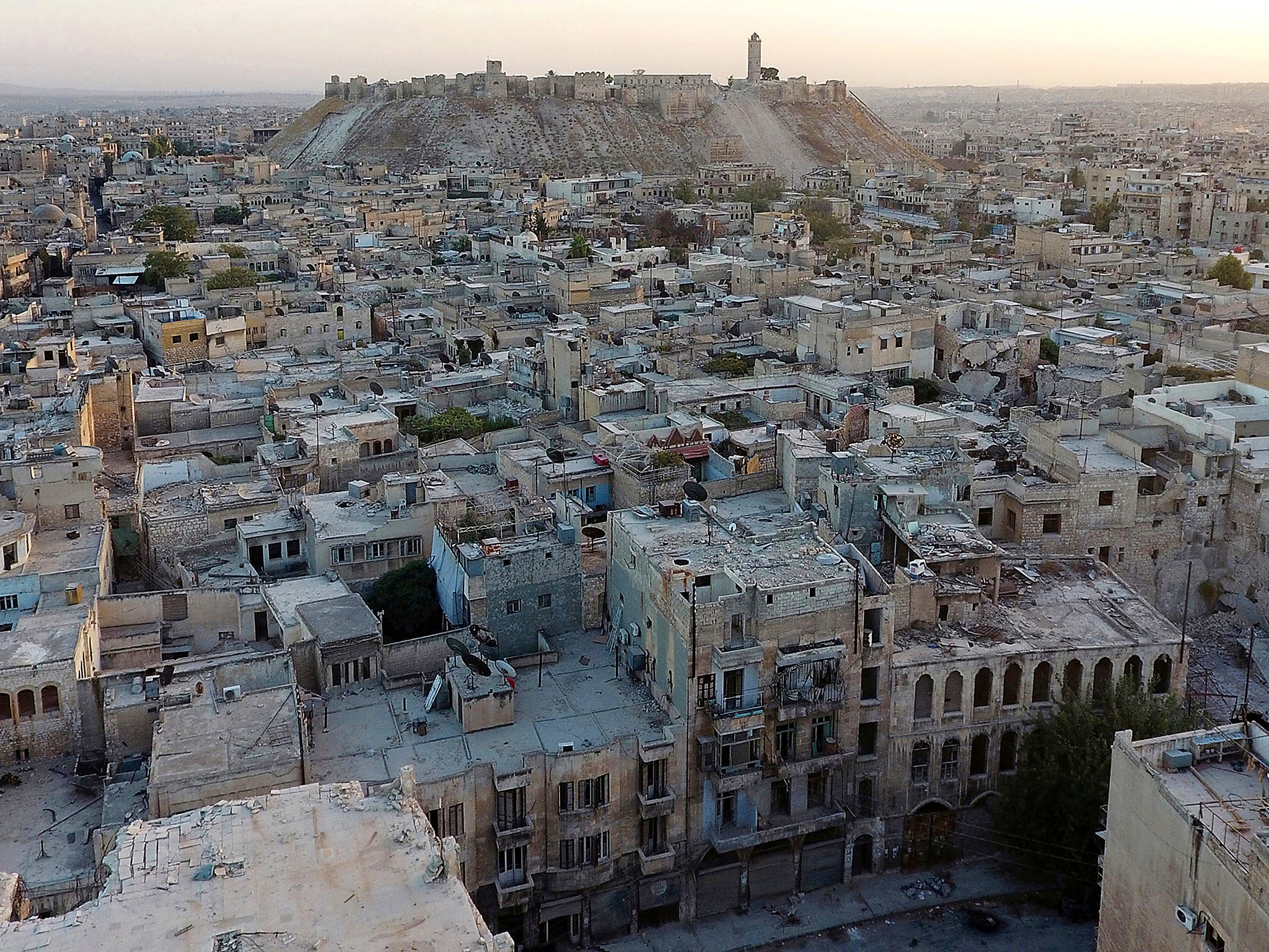 aleppo dating The citadel of aleppo is a large medieval fortified palace built on the site of an ancient temple dating back to the third millennium bc credit: patrick kovarik/afp/getty images aleppo's historic citadel, after.