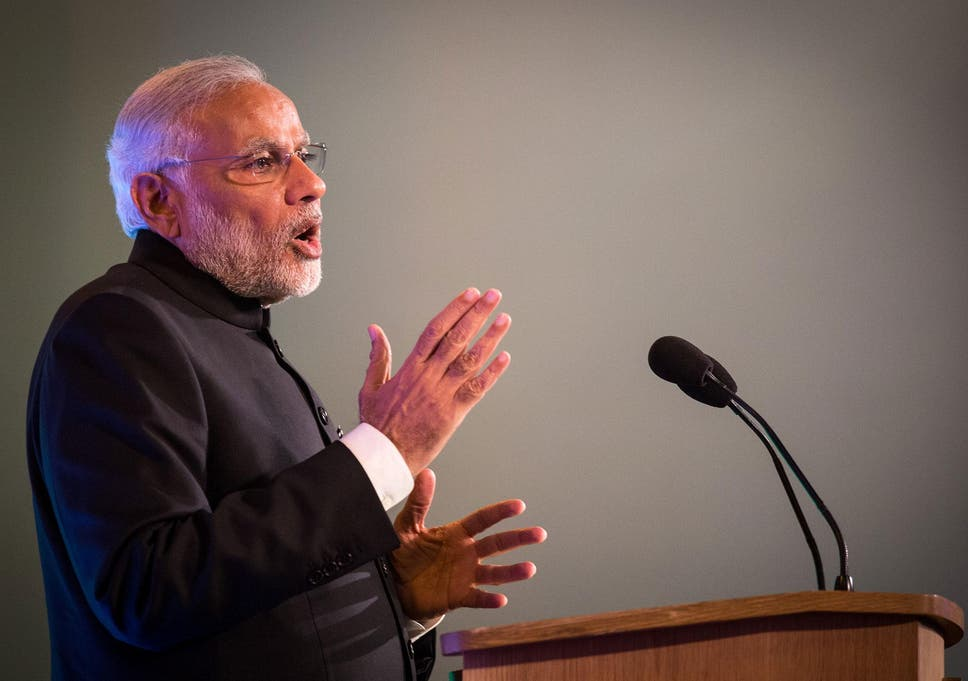India To Become Cashless Society Pm Narendra Modi Hints The