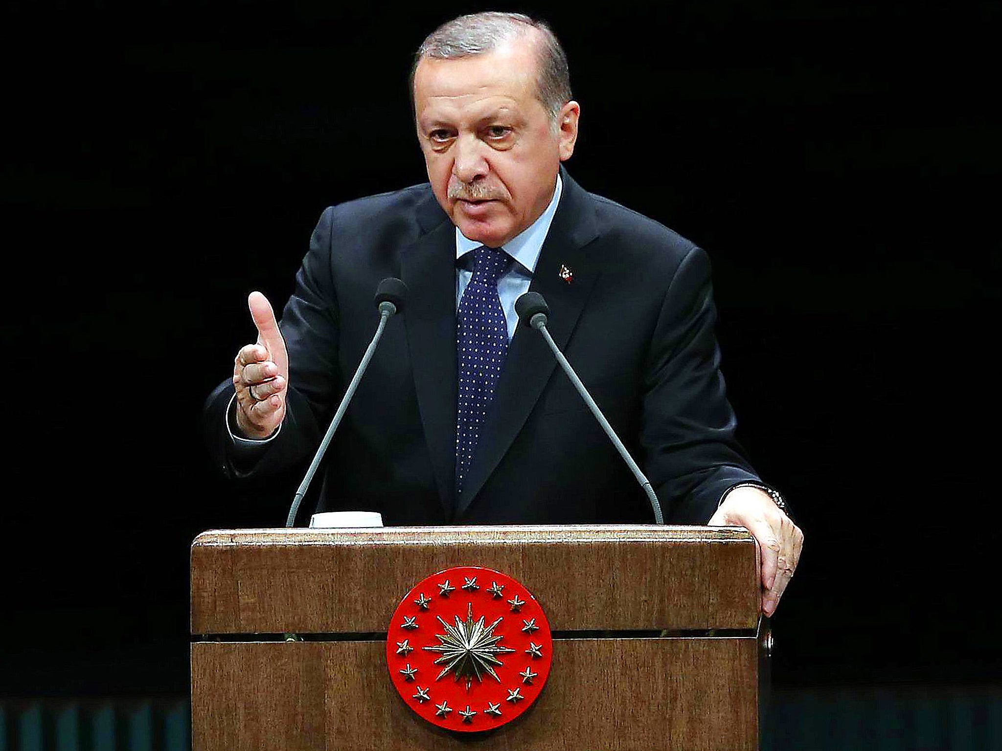 Turkey Submits Bill To Expand Power Of President Recep