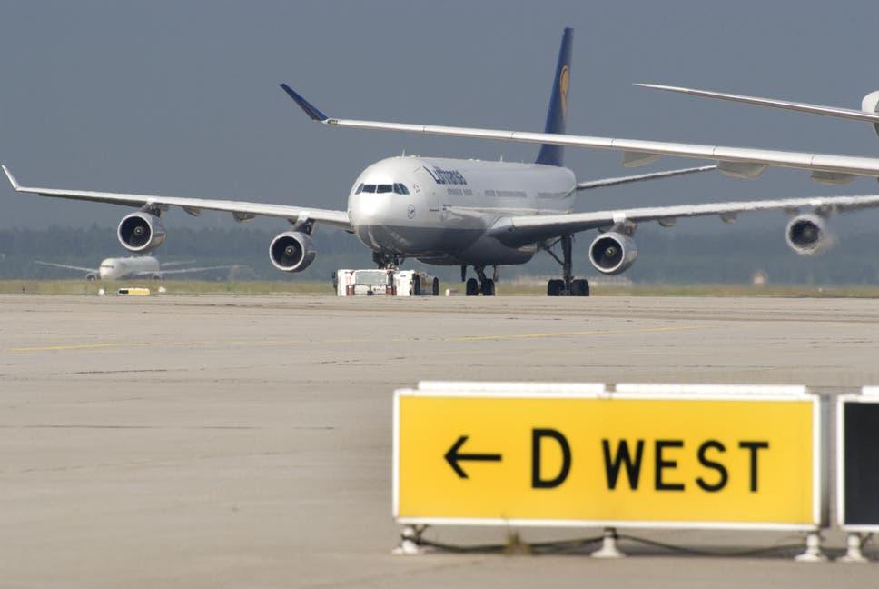 New lufthansa pilots strike will ground hundreds of flights the new lufthansa pilots strike will ground hundreds of flights fandeluxe Images